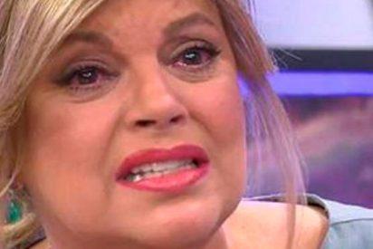 """Terelu Campos: """"lloré de terror y rabia"""""""