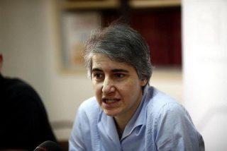 Teresa Forcades, autora de 'La teología feminista en la historia', en México