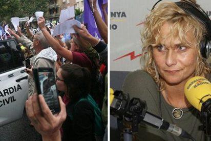 """Una jueza le pinta la cara a la musa radiofónica del separatismo: """"Mònica Terribas fue una irresponsable desde el punto de vista ético"""""""