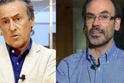 """Tertsch vuelve a por Garea y le llama """"izquierdista provinciano"""" que con sus """"pocas luces"""" hará de """"mamporrero"""" del antisemitismo"""