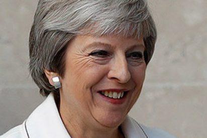 Theresa May confiesa que Trump le dijo que debería demandar a la Unión Europea