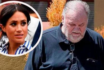 Thomas Markle, padre de Meghan Markle, fingió el infarto que le 'impidió' ir a la boda real