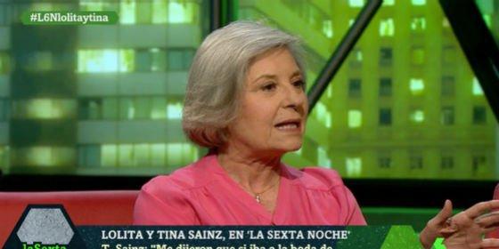 La 'dictadura' de la izquierda: la actriz Tina Sainz denuncia el veto que sufrió por ir a la boda de la hija de Aznar