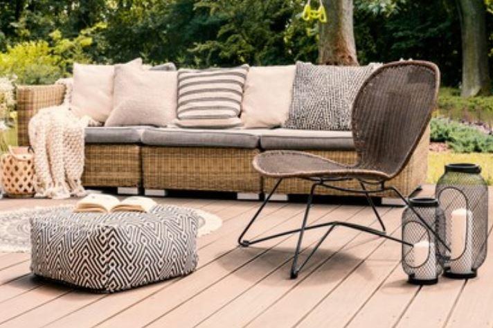 Tipos de muebles de jardín, (y modelos por menos de 150 €) ✅