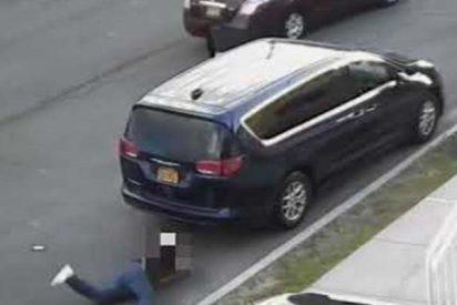 Así fue el brutal ataque a tiros contra el hijo de un conocido mafioso en EE.UU.