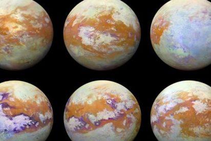 Estas son las imágenes definitivas de Titán, publicadas por la NASA