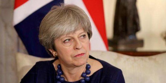 El Gobierno de Theresa May acuerda un Brexit blando