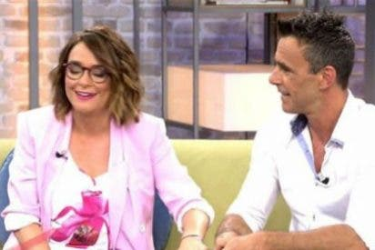 El momento más incómodo del año: Alonso Caparrós le pide trabajo a Toñi Moreno