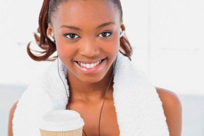 La leche con chocolate ayuda a recuperarse tan rápido como las bebidas deportivas durante el ejercicio