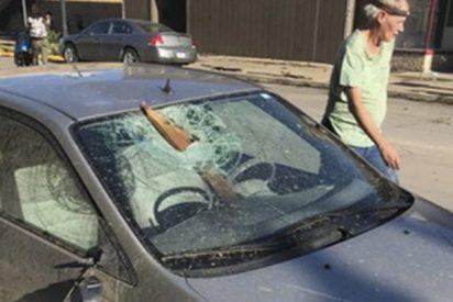 Las redes se llenan de violentos vídeos de los tornados que arrasan Iowa