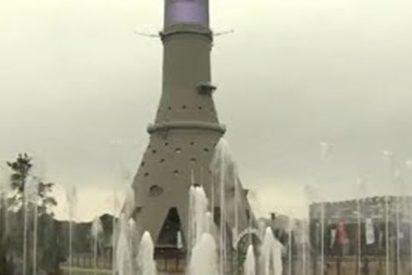 La torre más alta de Europa, será la sede de la carrera vertical de 1.704 escalones