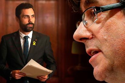 La patera independentista hace aguas por no querer arrojar al pesado de Puigdemont por la borda