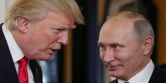 """Donald Trump califica a Rusia, la Unión Europea y China de """"enemigos"""""""