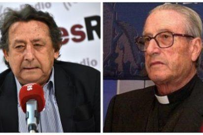 Alfonso Ussía incendia la COPE por el trato piadoso hacia el fallecido monseñor Setién, el amigo de los etarras