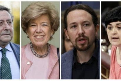 Alfonso Ussía cruje a Pilar Urbano y la pone al nivel de proetarras, separatas y podemitas por acosar a Don Juan Carlos