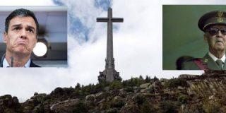 La Familia Franco entrega al Abad del Valle el acta notarial en el que se niegan a la exhumación del dictador