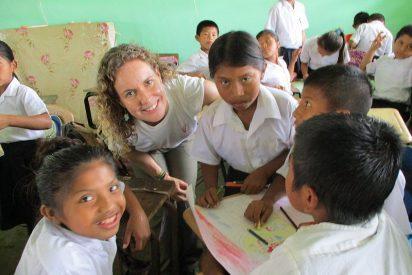 Voluntariado de 8 jóvenes españoles en la Misión de Tolé