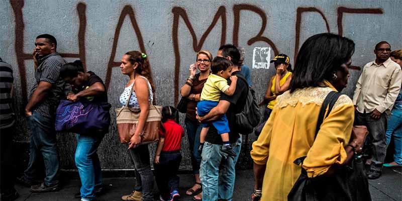 El FMI vaticina que la inflación llegará al 1.000.000% este año en la Venezuela chavista
