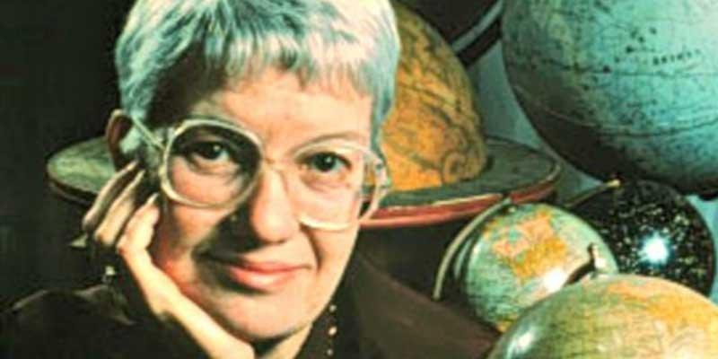 Vera Rubin, la mujer que descubrió la materia oscura