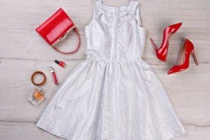 Vestidos cortos de fiesta con descuento de hasta el 50%