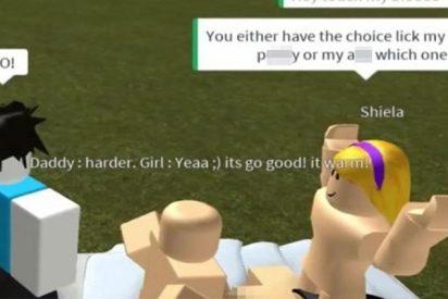 Conmoción por este videojuego para niños que permitía violaciones grupales