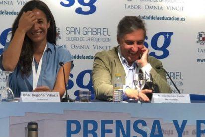 """'Joserra' Hernández se 'pica' con Begoña Villacís: """"Un día en C's se acostaron socialdemócratas y se despertaron siendo liberales"""""""
