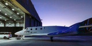 Virgin Galactic quiere construir un puerto espacial en Italia para vuelos suborbitales
