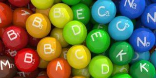 ¡Estas son las vitaminas más importantes y estos son los alimentos donde puedes encontrarlas!