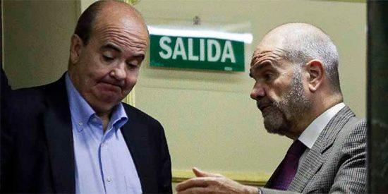 Chaves y Zarrías 'regalaron' 6 millones a la fábrica de chorizos de los ERE