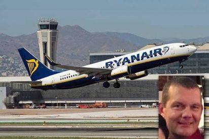 Jouke Schrale, piloto de Ryanair, se suicida en el aeropuerto de Málaga