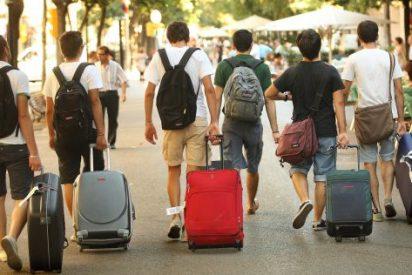 La llegada de turistas a España se hundió un 77% en 2020