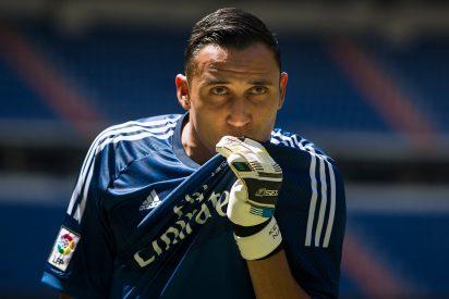 La frase de Keylor Navas, tras el fichaje de Courtois, que deja 'frito' al Real Madrid