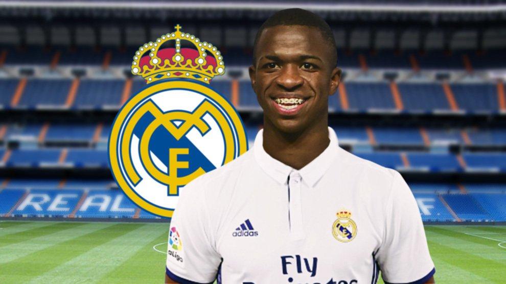 El Real Madrid pone vigilancia especial a Vinicius
