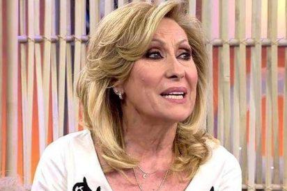 Rosa Benito sacude un 'zasca' a 'Sálvame' que deja patidifusos a la mita de los frikies de Telecinco
