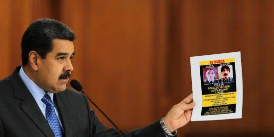 """El tirano Maduro asegura que Rajoy fue avisado por Santos de que el venezolano """"no estaría"""" cuando él dejara la presidencia"""