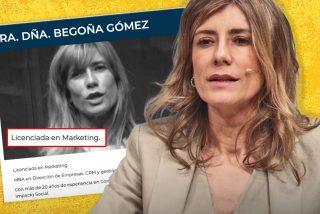 La 'entrevista de trabajo' de la mujer de Sánchez que arrasa en Twitter
