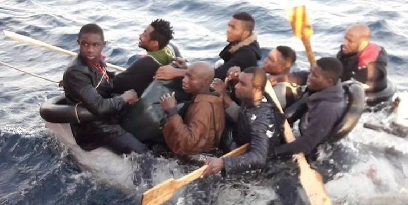 Fallece un inmigrante marroquí tras caer por un acantilado en Almería