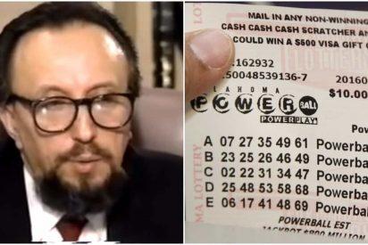 Stefan Mandel, el matemático que ganó 14 veces la lotería, revela su fórmula 'infalible'