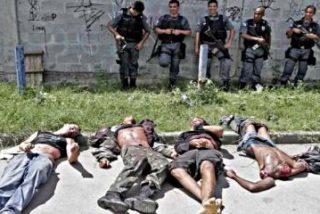 Los B.O.P.E. brasileños no hacen prisioneros: matan criminales sin previo aviso