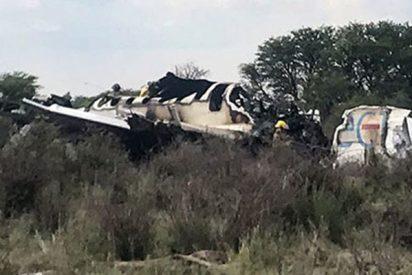 ¿Cómo consiguieron salvarse los pasajeros del avión accidentado en México?