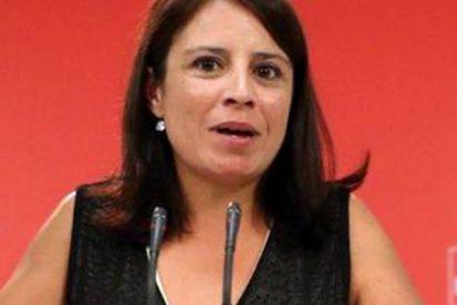 La 'ni-ni' Adriana Lastra se lleva un repaso de aupa en las redes por defender el enchufe de Begoña