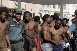 Un exterrorista de Togo con conocimientos de guerrilla lideró el asalto con cal viva a la valla de Ceuta