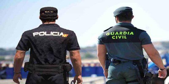 Guardia Civil y Policía Nacional: los agentes comienzan en octubre de 2018 a cobrar la equiparación salarial