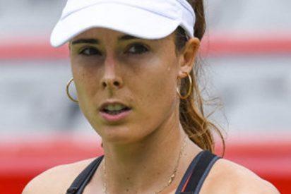 ¿Machismo o normas?: Polémica tras advertencia a una tenista por quitarse la camiseta en pleno partido en EE.UU.