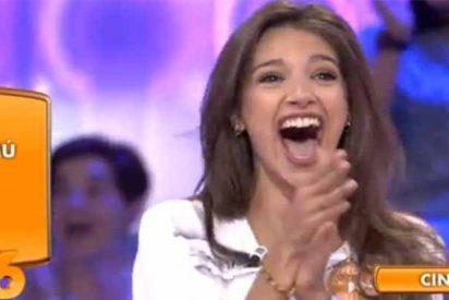 'Pasapalabra': Ana Guerra completa ella sola la prueba más difícil del concurso