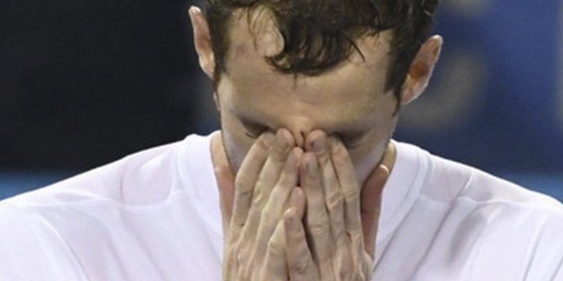 Andy Murray emociona al mundo del tenis con su llanto