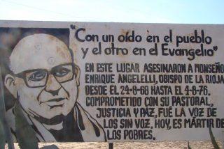 """Monseñor Hesayne: """"Angelelli fue asesinado por proclamar el Evangelio de los pobres"""""""