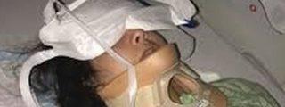 'Kiki challenge': Esta chica sufre un derrame cerebral por el estúpido reto viral del coche