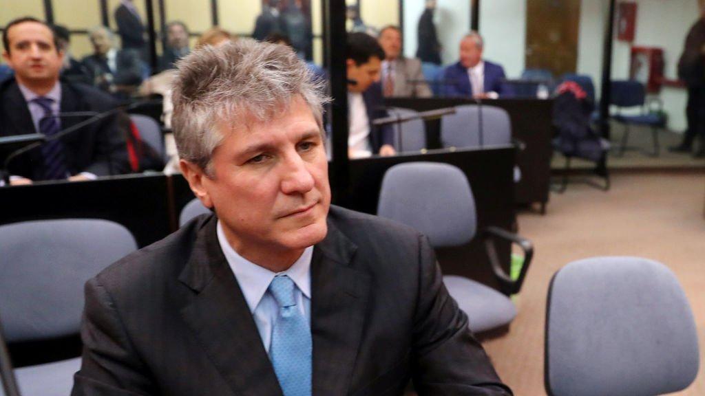 Condenan por corrupto a Amado Boudou, exvicepresidente de Cristina Kirchner