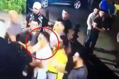 Los 'securatas' de una discoteca asesinan a un campeón de MMA que quería entrar a bailar